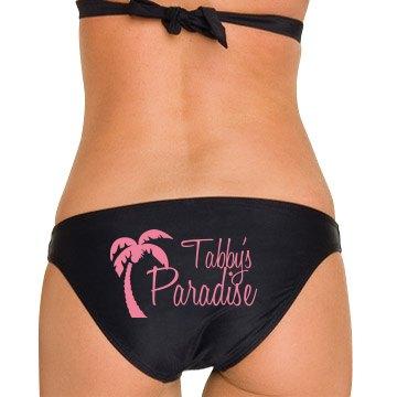 Tabby's Paradise Swim