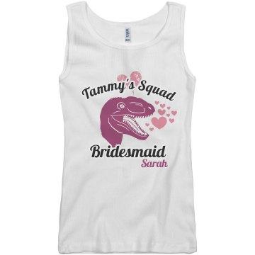 Tammy's Raptor Squad