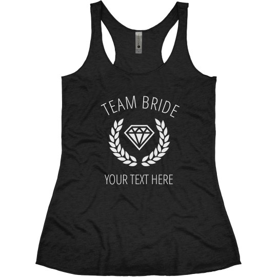 Team Bride Laurel Diamond