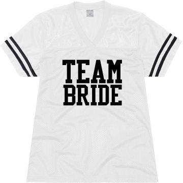 TEAM BRIDE: MAID OF HONOR