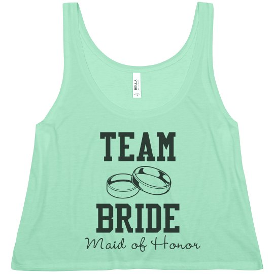 Team Bride MoH