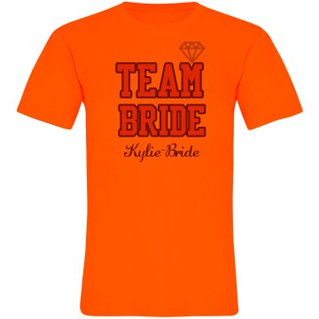Team Bride Neon Tee
