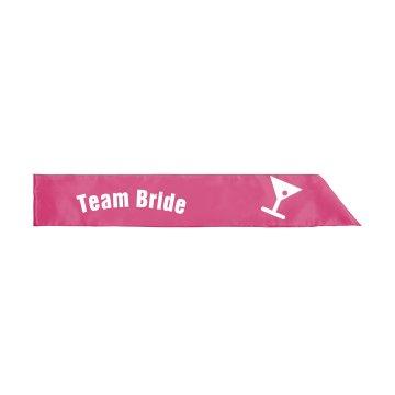 Team Bride Party Sash