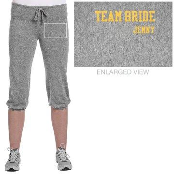 Team Bride Sweats