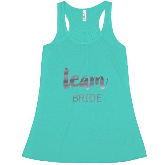 Team Bride Tank Top