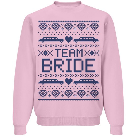 Team Bride Ugly Christmas