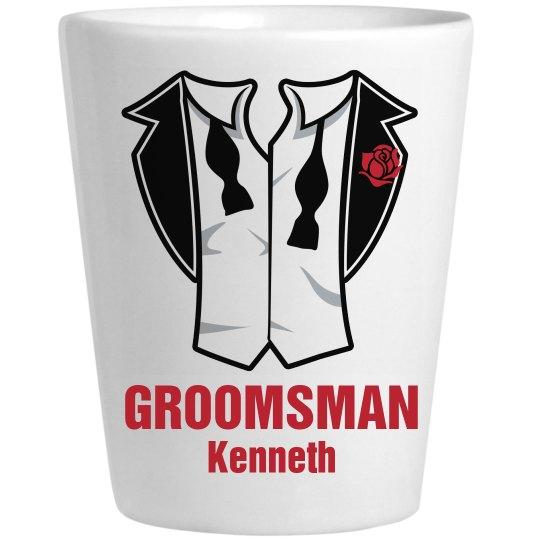 Team Groom Groomsman