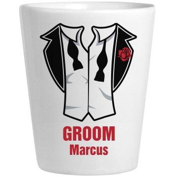 Team Groom The Groom
