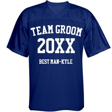 Team Groom's Best Man