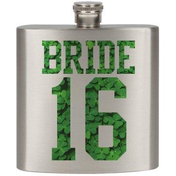 Team Irish Bride Drinking Gift