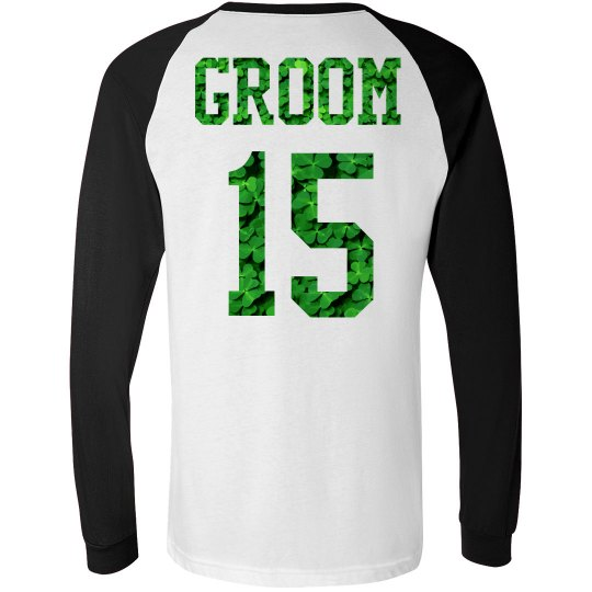 Team Irish Groom