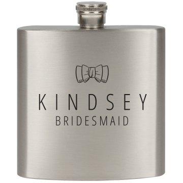 The Bow Bridesmaid