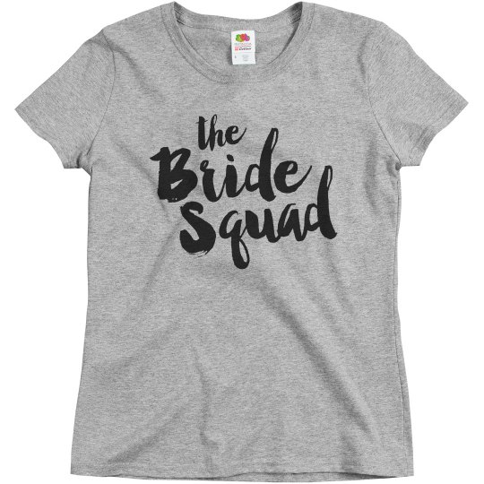 The Bride Squad T-shirt