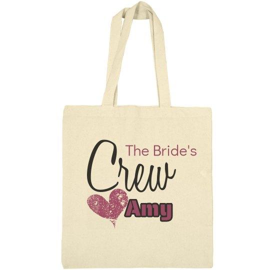 The Bride's Crew Bag