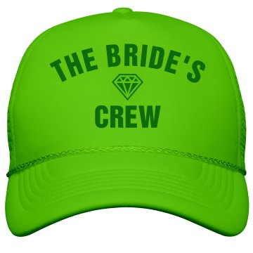 The Bride's Crew Diamond