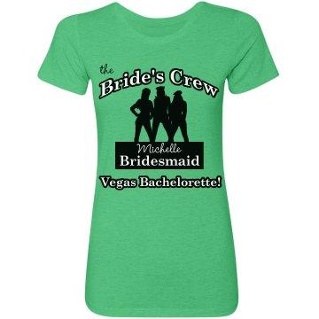 The Bride's Crew Tee