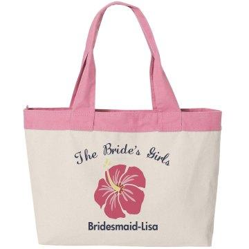 The Bride's Girls Bag