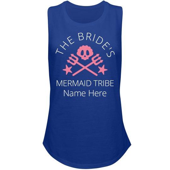 The Bride's Mermaid Tribe