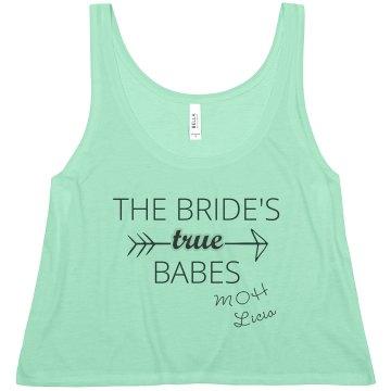 The Bride's True Babes
