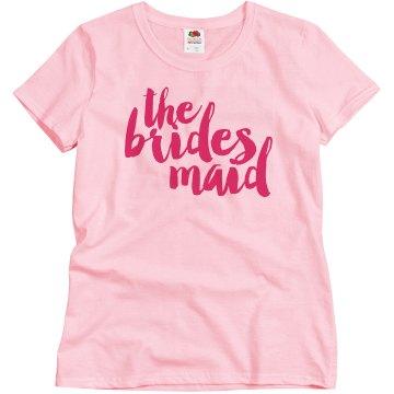 The Bridesmaid Script