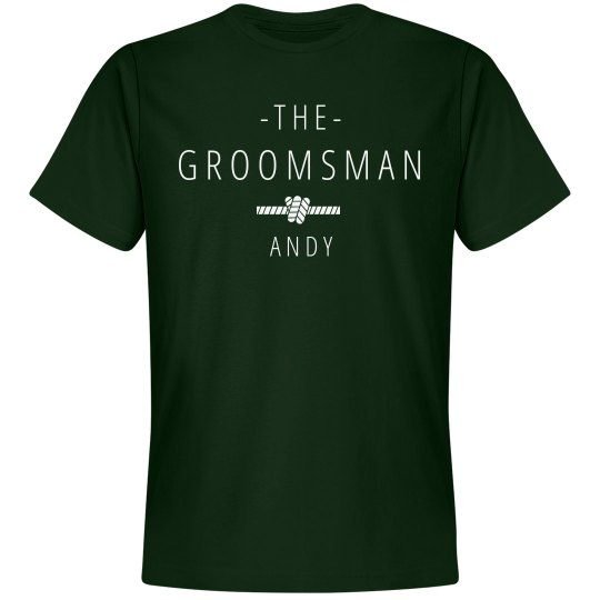 The Classy Groomsman