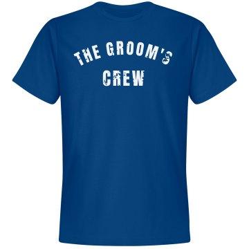 The crew's tee