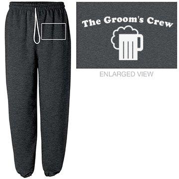 The Grooms Crew Sweats