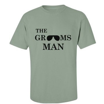 The Grooms Man Tshirt