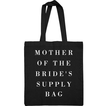 The MOB's Custom Supply Bag