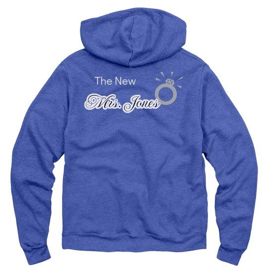 The New Mrs. Jones