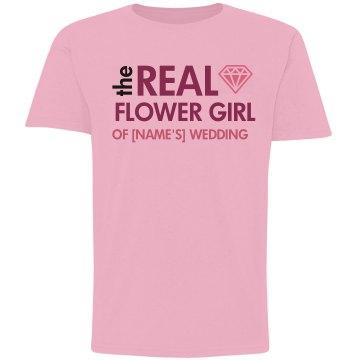The Real Flower Girl