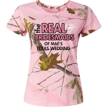 The Real Texas Bridesmaid