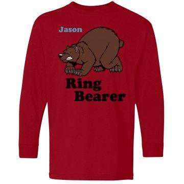 The Ring Bearer Jason