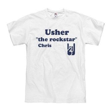 The Rockstar Usher
