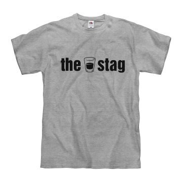 The Stag Shot Glass