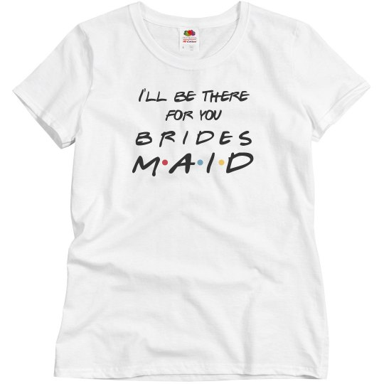 There for the Bride