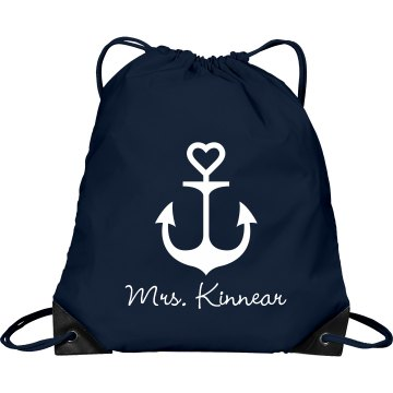 Trendy Anchor Love