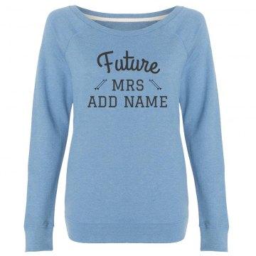 Trendy Future Mrs Name