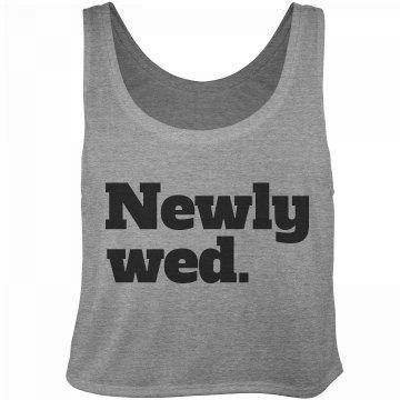 Trendy Newlywed