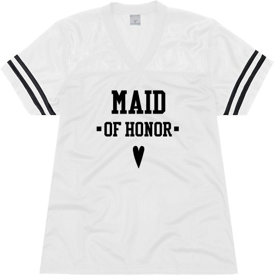 Tricky Maid Of Honor