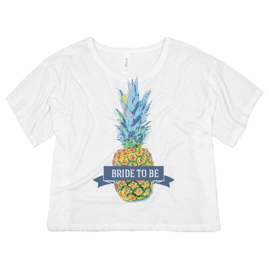 Tropical Bride To Be