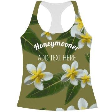 Tropical Honeymooner All Over Print
