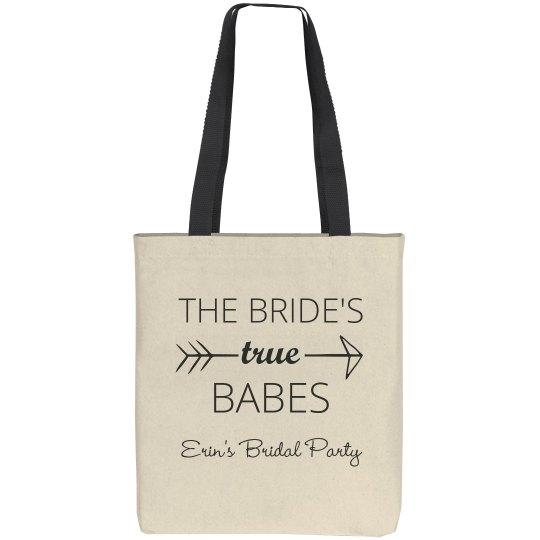 True Babes Bridal Party