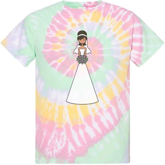 Tye-Dye Bride