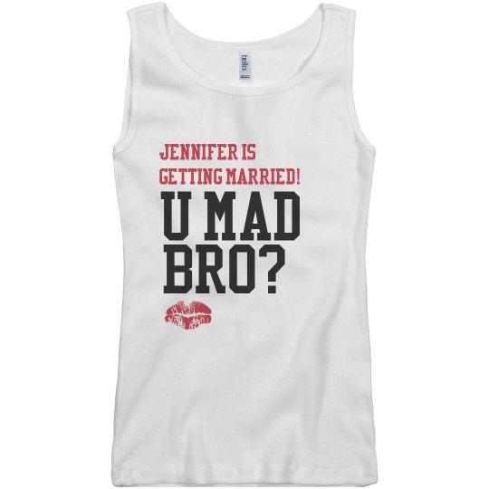 U Mad Bro? Lipstick