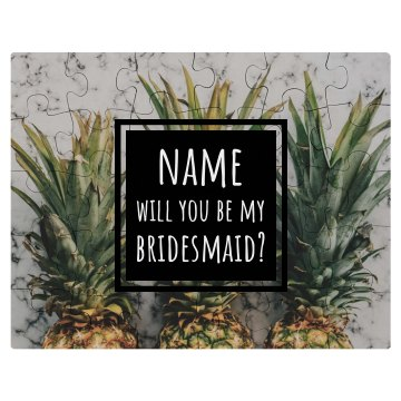 Unique Bridesmaid Proposal Gift