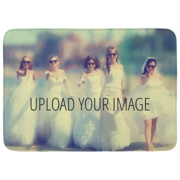 Upload Your Image Bridesmaid Thank You Gift