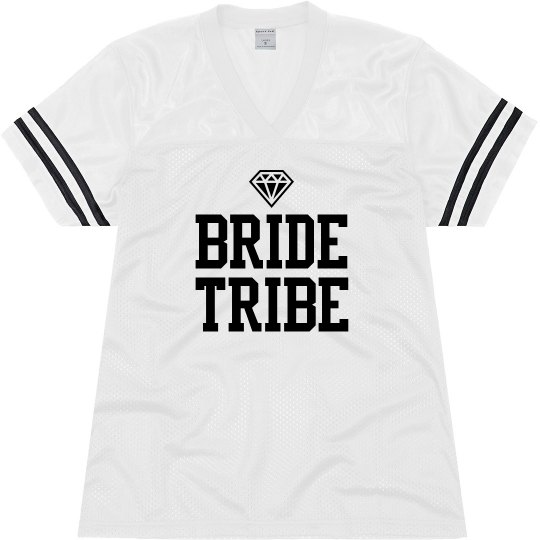 Varsity Bride Tribe Diamond