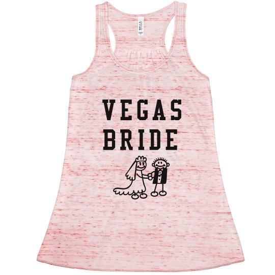 Vegas Bride tank