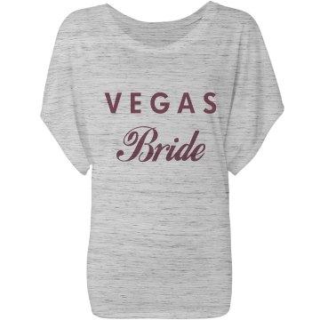Vegas Bride tee